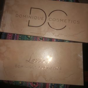 Dominique cosmetics latte 2 palette